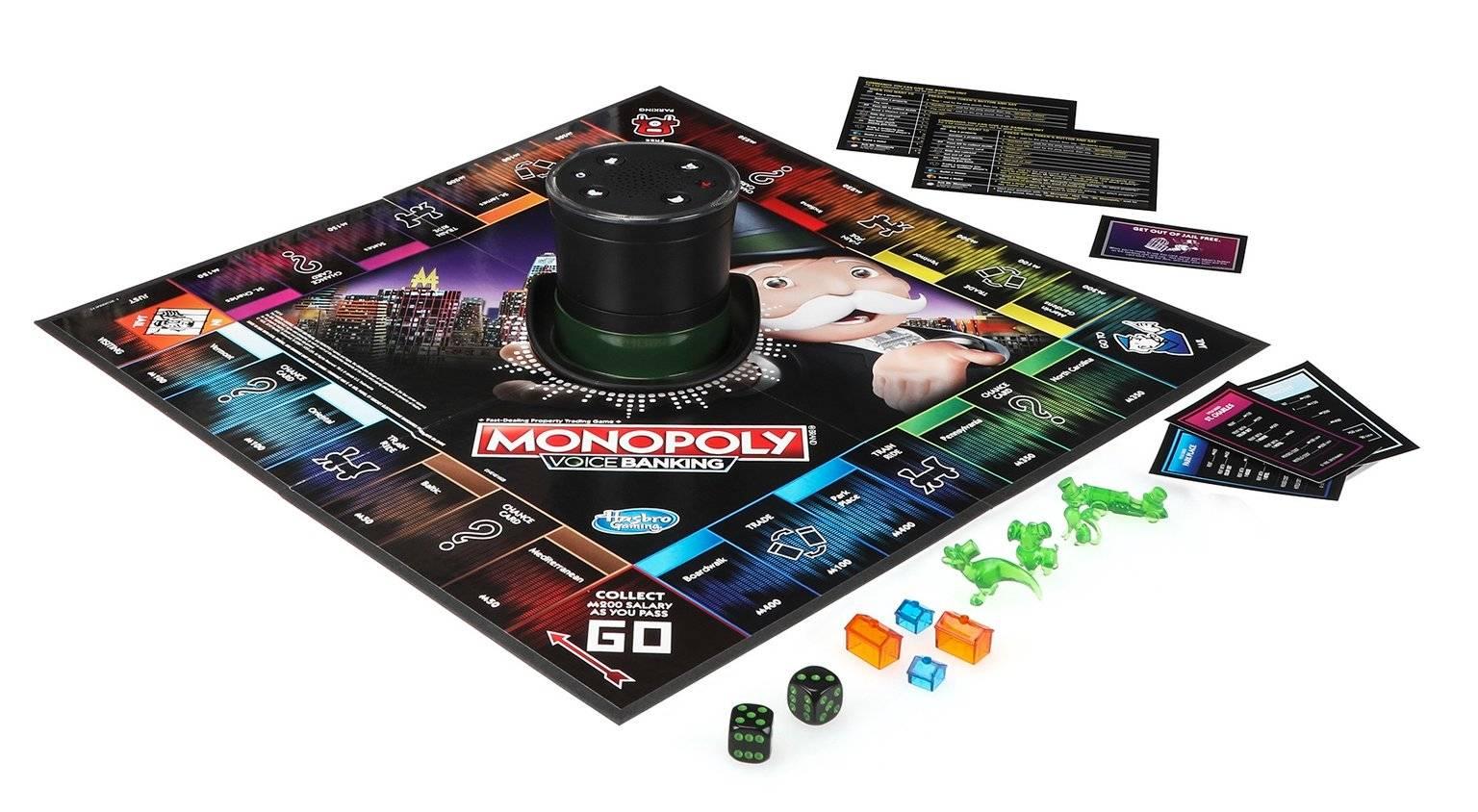 Monopoly voz
