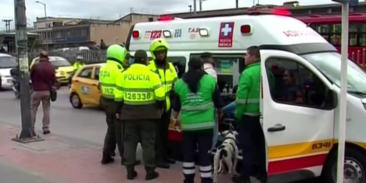 Ciclista le disparó a dos ladrones que intentaron atracar a biciusuarios en una Cicloruta