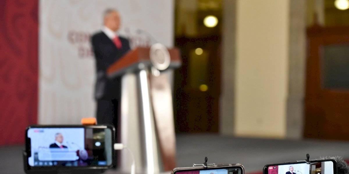 López Obrador no participó en simulacro de sismo en Palacio Nacional