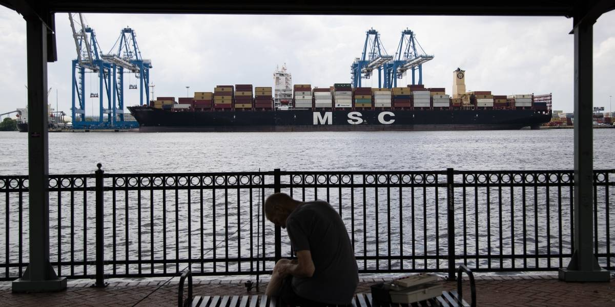 Pasó por Chile: las 15 toneladas de cocaína incautadas de buque en Filadelfia tienen relación con nuestro país