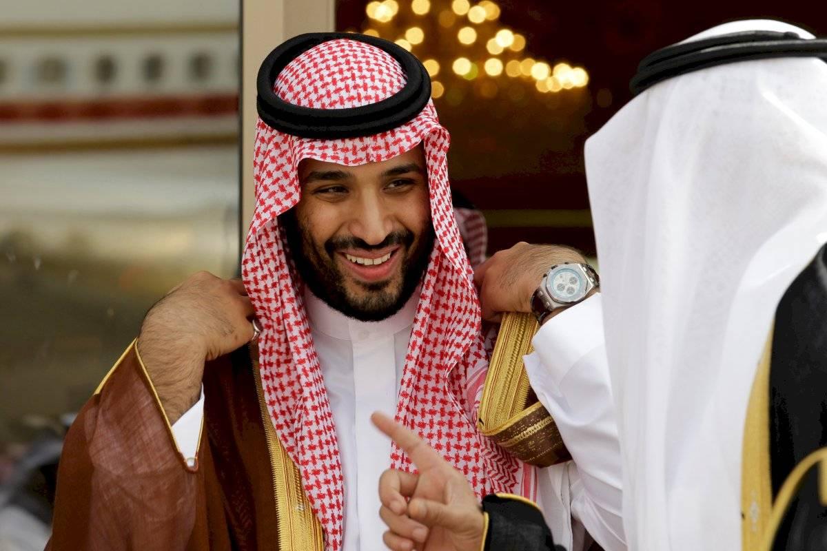 Mohamed bin Salman, príncipe heredero del trono en Arabia Saudita