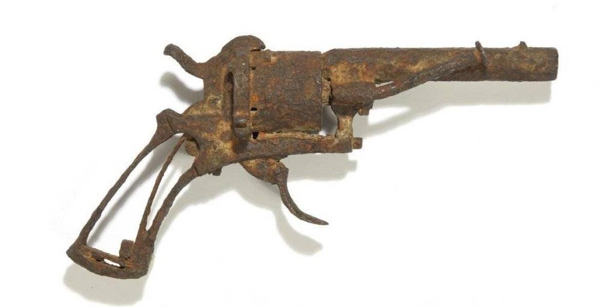 Arma con que Van Gogh se habría suicidado recauda $146 mil