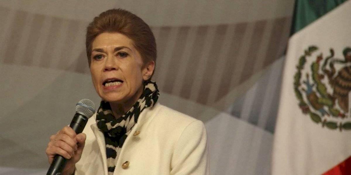 Beatriz Pagés se une a Narro Robles y también renuncia al PRI