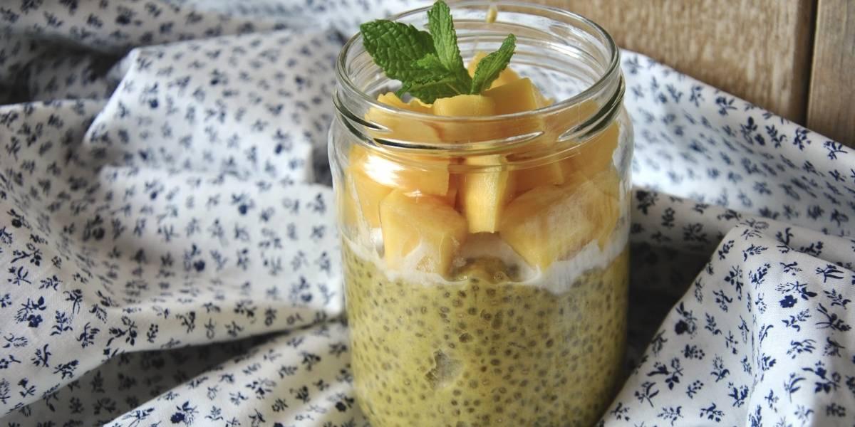 Suco verde detox de chia dá energia e ajuda a emagrecer