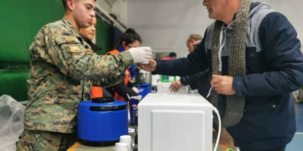 """Ejército respalda doce refugios en tiempo de """"Código Azul"""""""