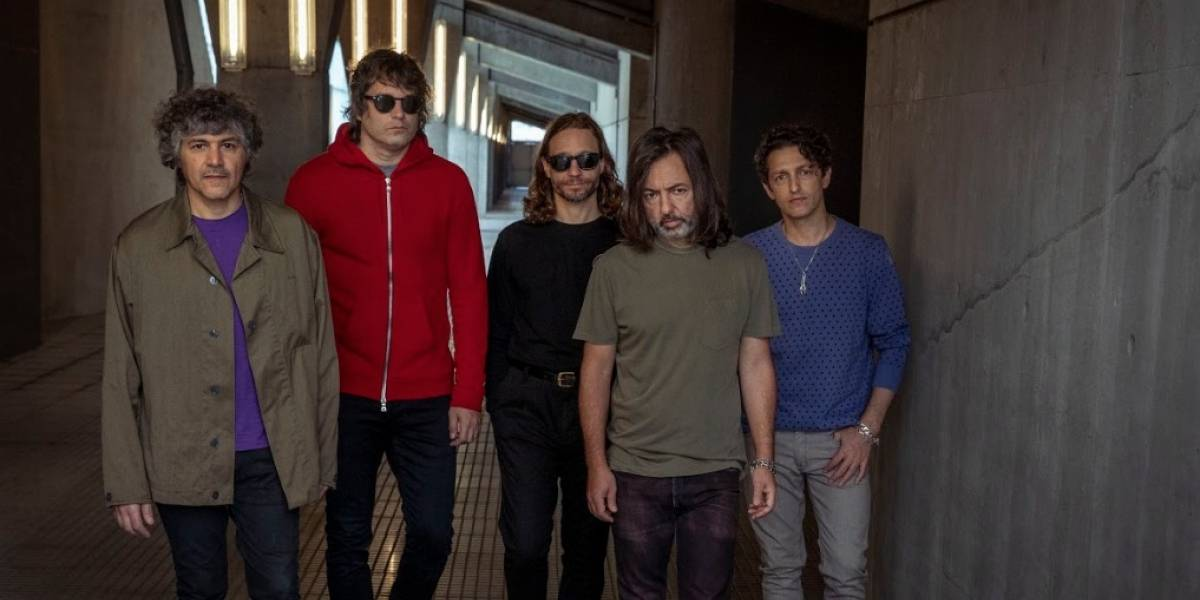 Los Babasónicos están listos para presentar su nuevo álbum en Rock al Parque 2019