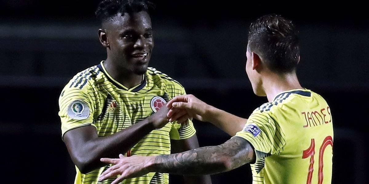 Ya se conoce de dónde saldrá el rival de Colombia en cuartos de final de la Copa América