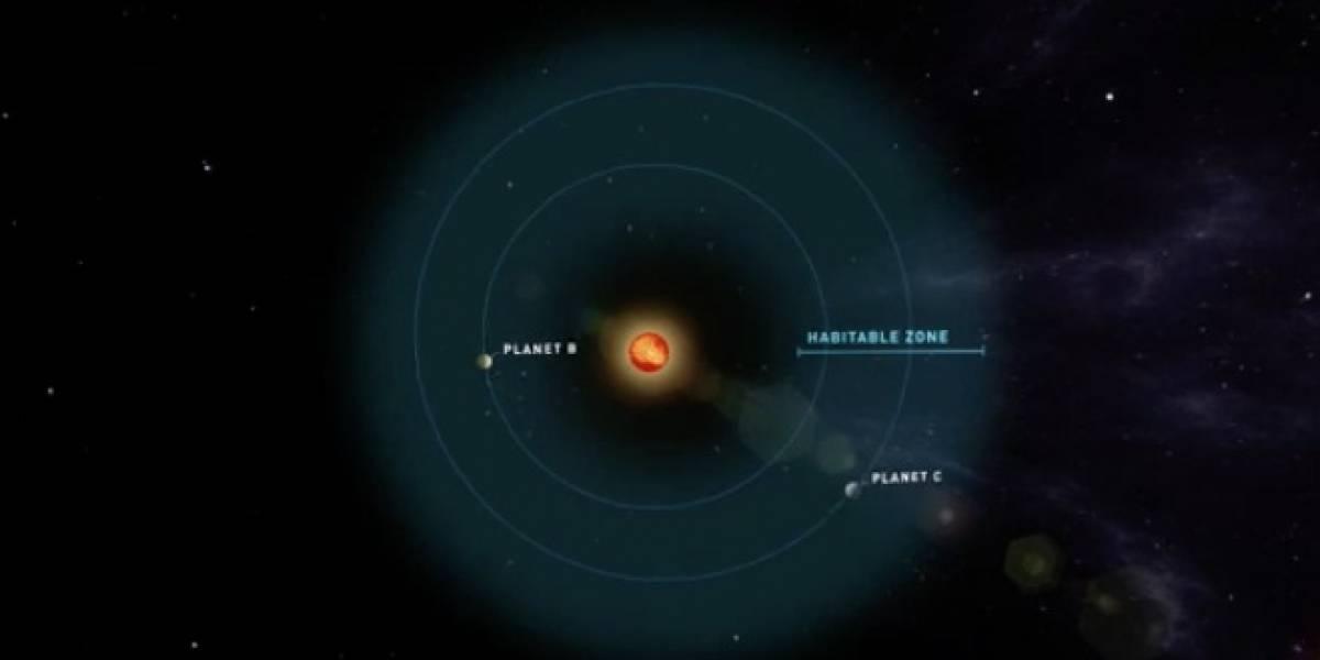 Descubren dos planetas similares a la Tierra donde se podría vivir