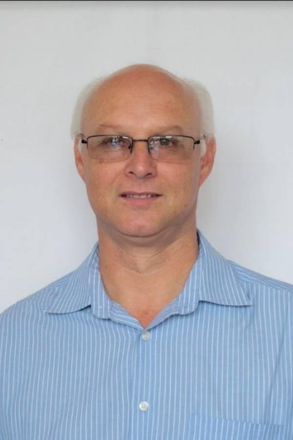 Theo Neethling, jefe del departamento de estudios políticos y gobierno de la Universidad del Estado Libre, Sudáfrica.
