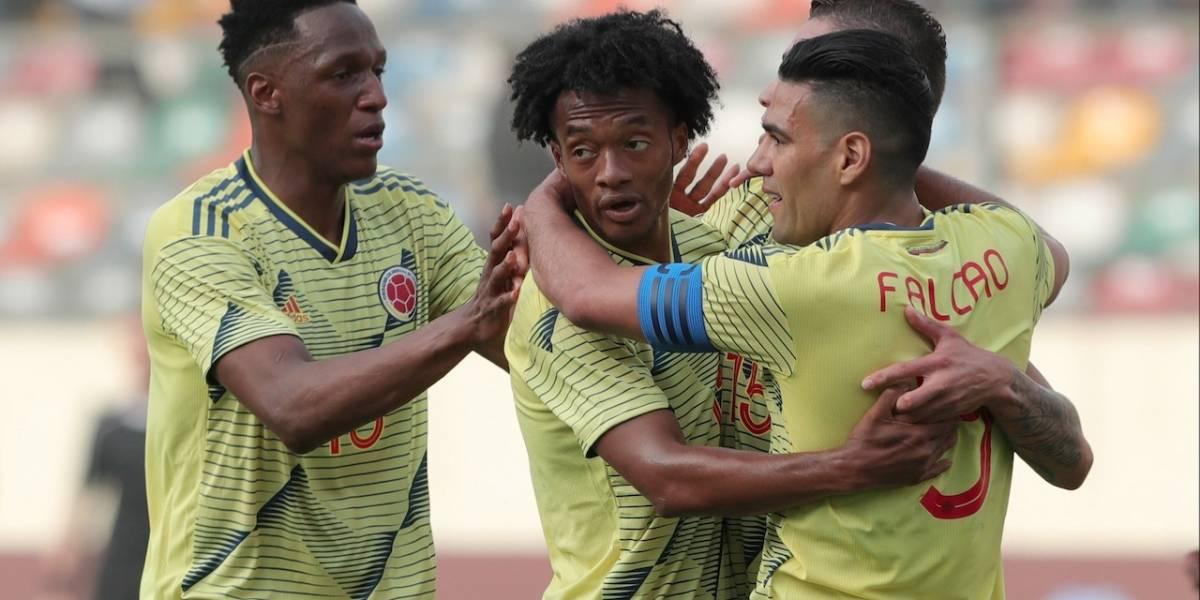 ¡Segunda prueba para la Tricolor! Colombia mide fuerzas contra la sorprendente, Catar