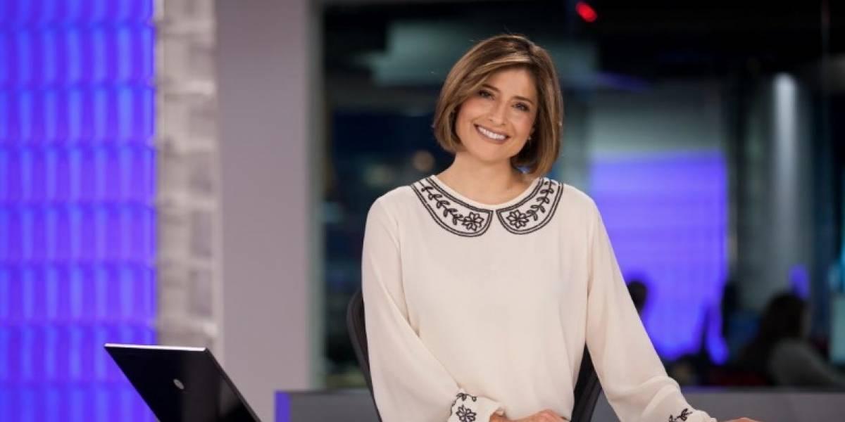 María Lucía Fernández, presentadora de 'Noticias Caracol', fue víctima de delicado robo