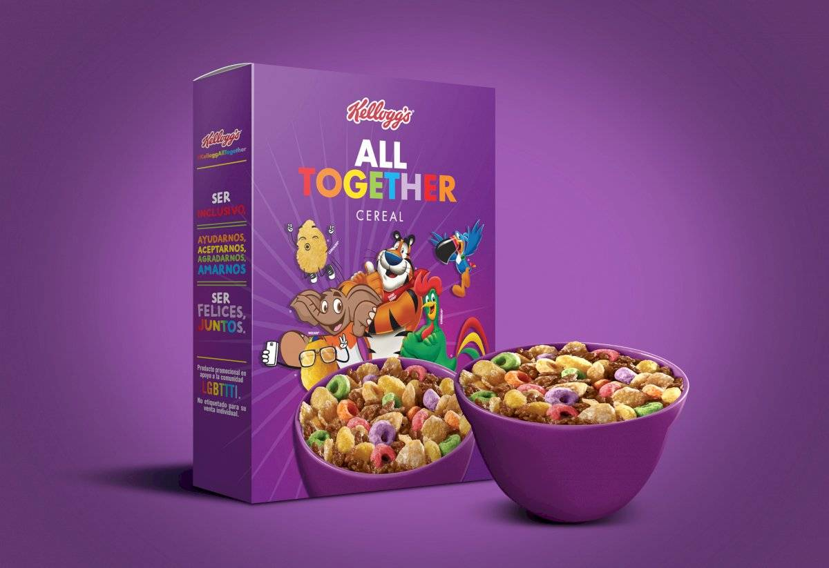 Cereal All Together