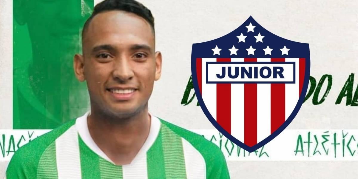 Jarlan Barrera es nuevo jugador de Atlético Nacional