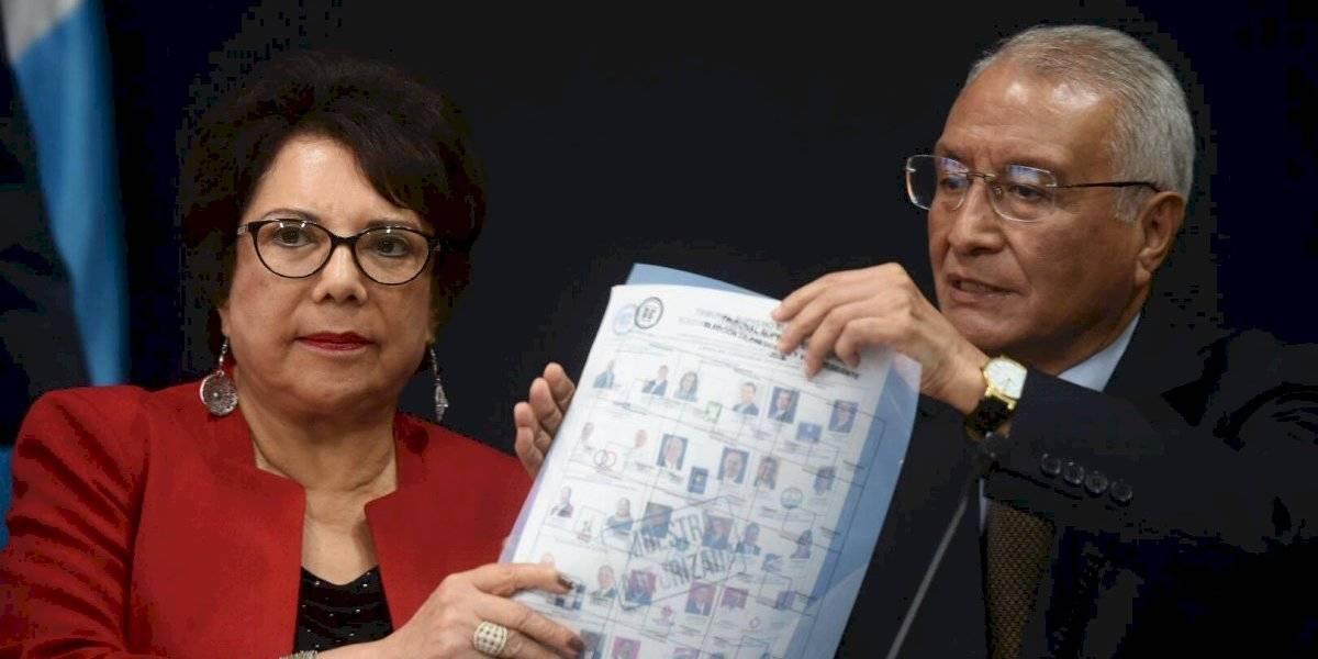 TSE responde a señalamientos de fraude hechos por el partido MLP