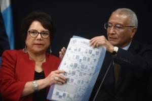 conferencia del TSE por señalamientos de fraude electoral