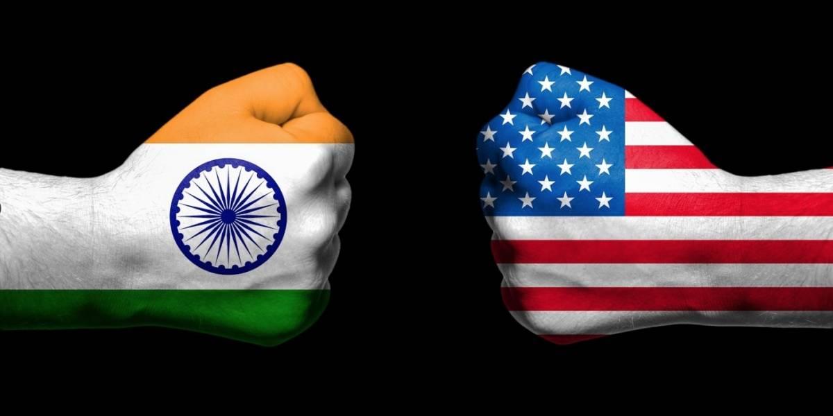 La guerra comercial entre Estados Unidos y la India se intensifica