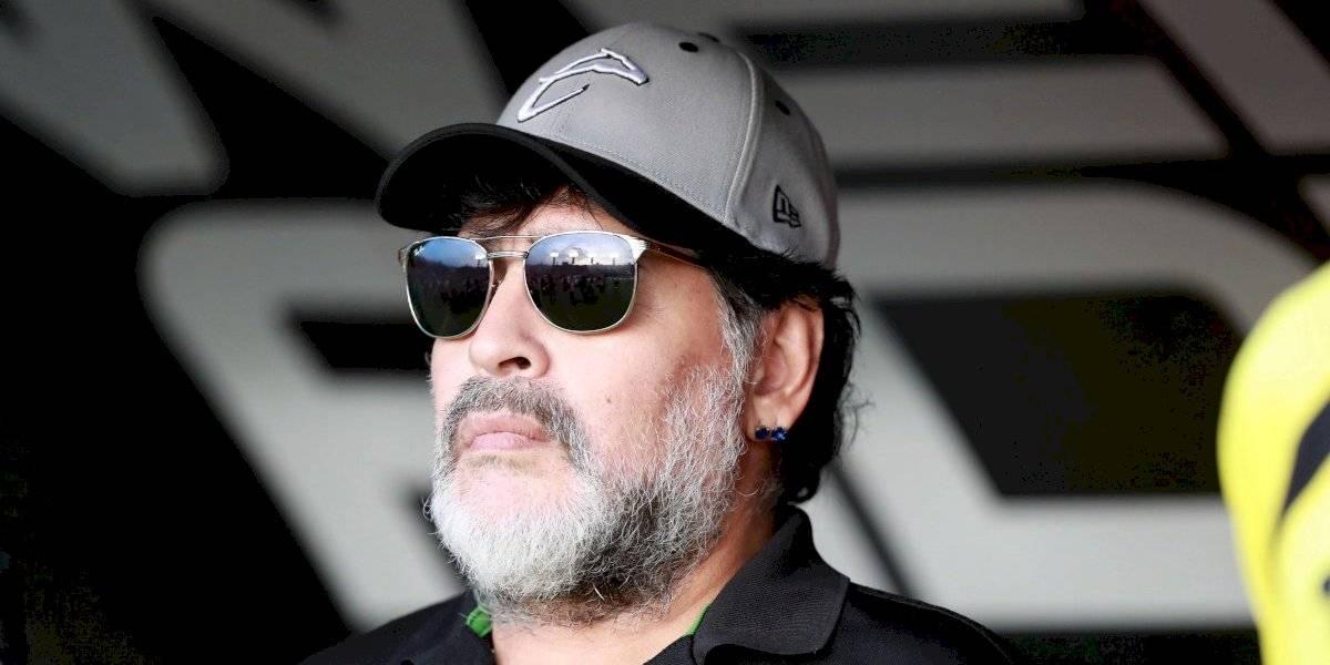 VIDEO: Diego Maradona desmiente tener principios de Alzheimer