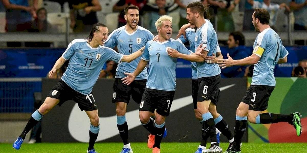 Uruguay quiere seguir por el camino del favoritismo ante un golpeado Japón