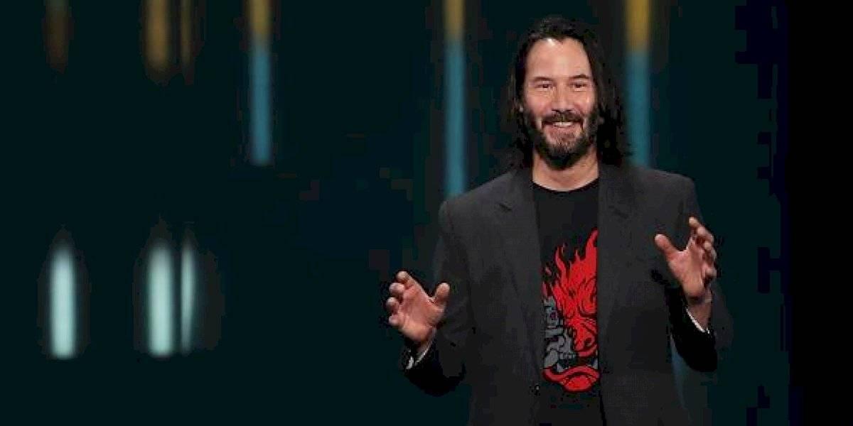 Revelan nueva imagen de secuela de película de culto de Keanu Reeves
