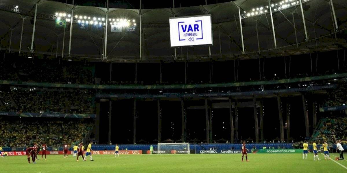 """Bendito VAR"": la fiesta de la prensa venezolana tras el empate histórico ante Brasil por la Copa América"
