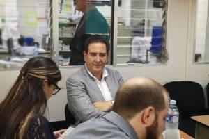 Gustavo Alejos, señalado en el caso Transurbano