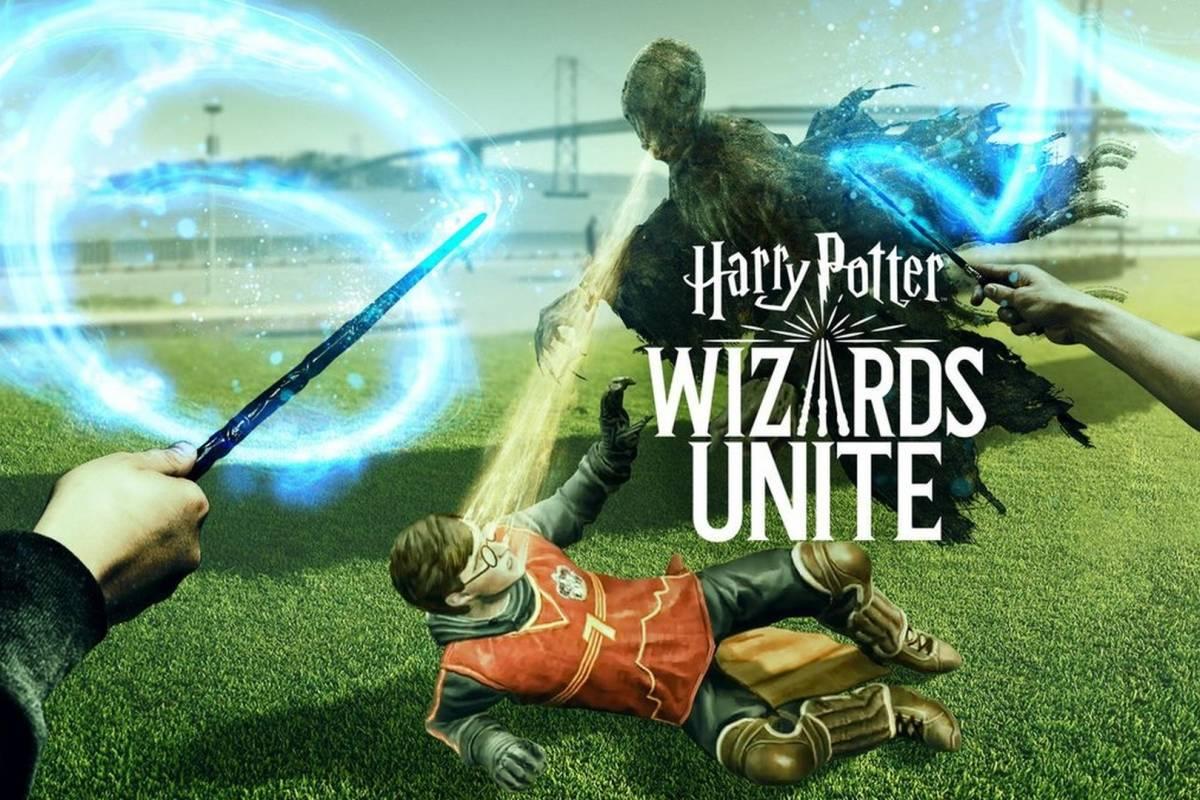 Harry Potter: Wizards Unite se pondrá disponible en todo el mundo esta misma semana