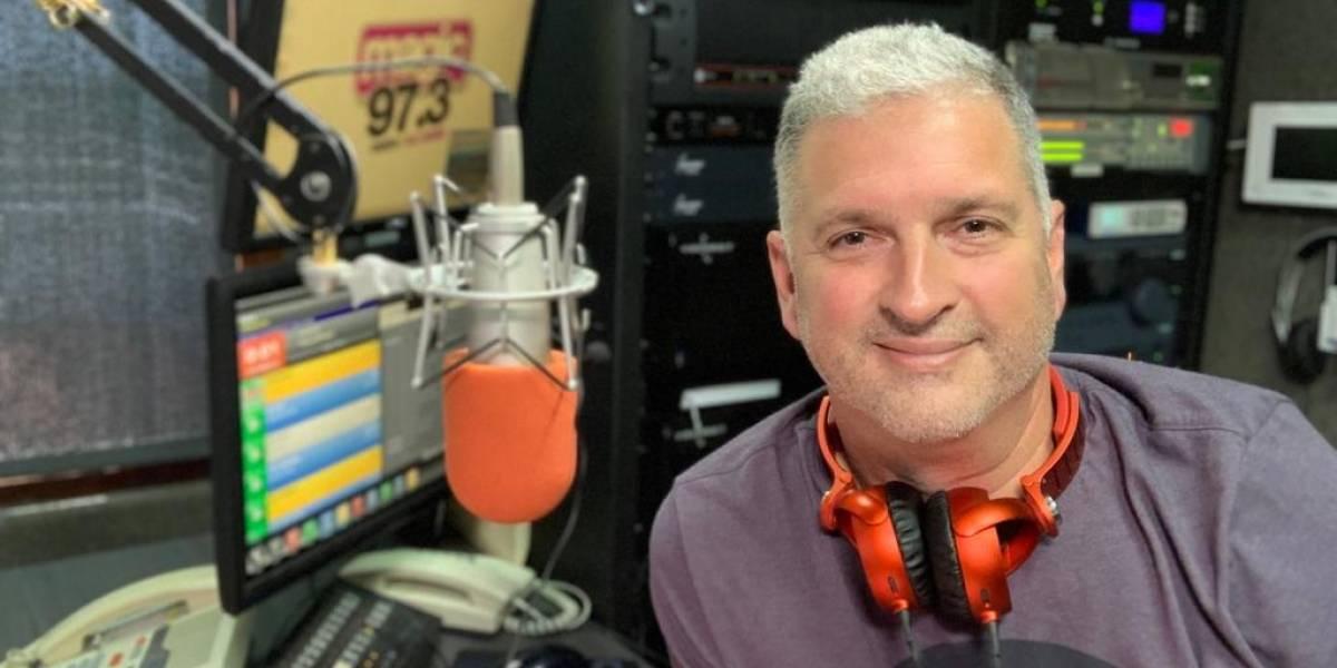 Piloto de FURA regresa a la radio tras ser reconocido por su labor en el huracán María