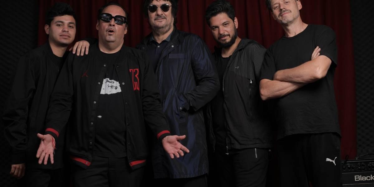 """Los Tres anuncian gira por Chile homenajeando su disco """"Fome"""""""