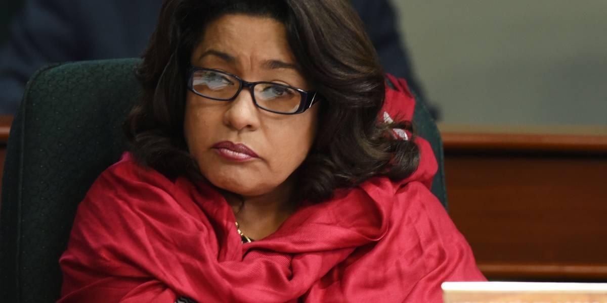 Tata Charbonier recomienda amonestación a Georgie Navarro