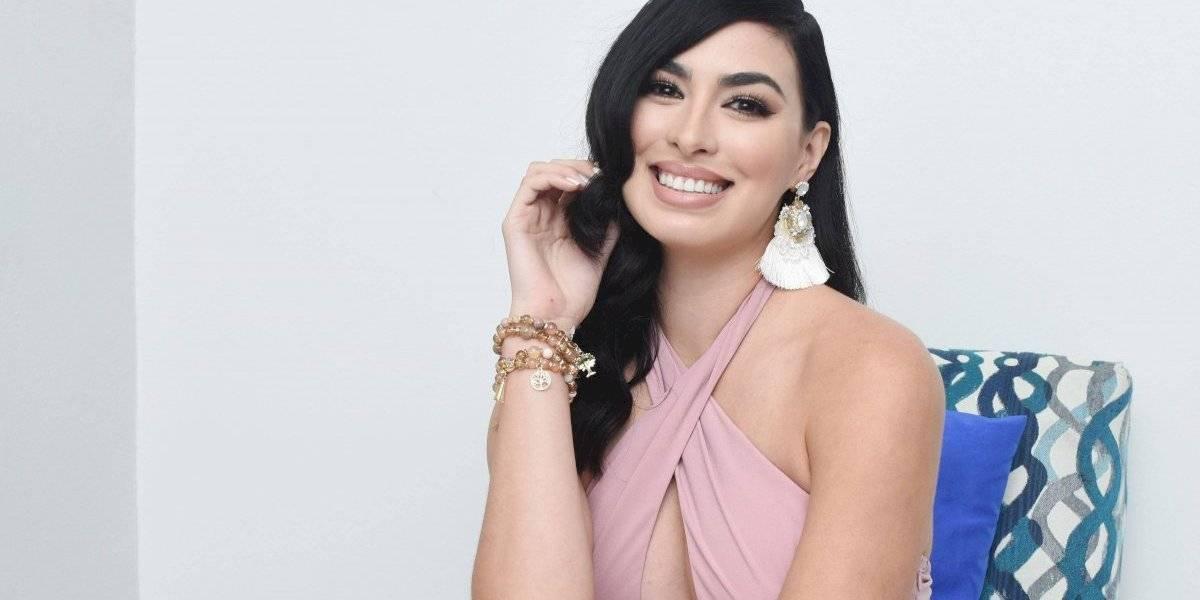 Nicole Colón estrena otro rol en los certámenes de belleza