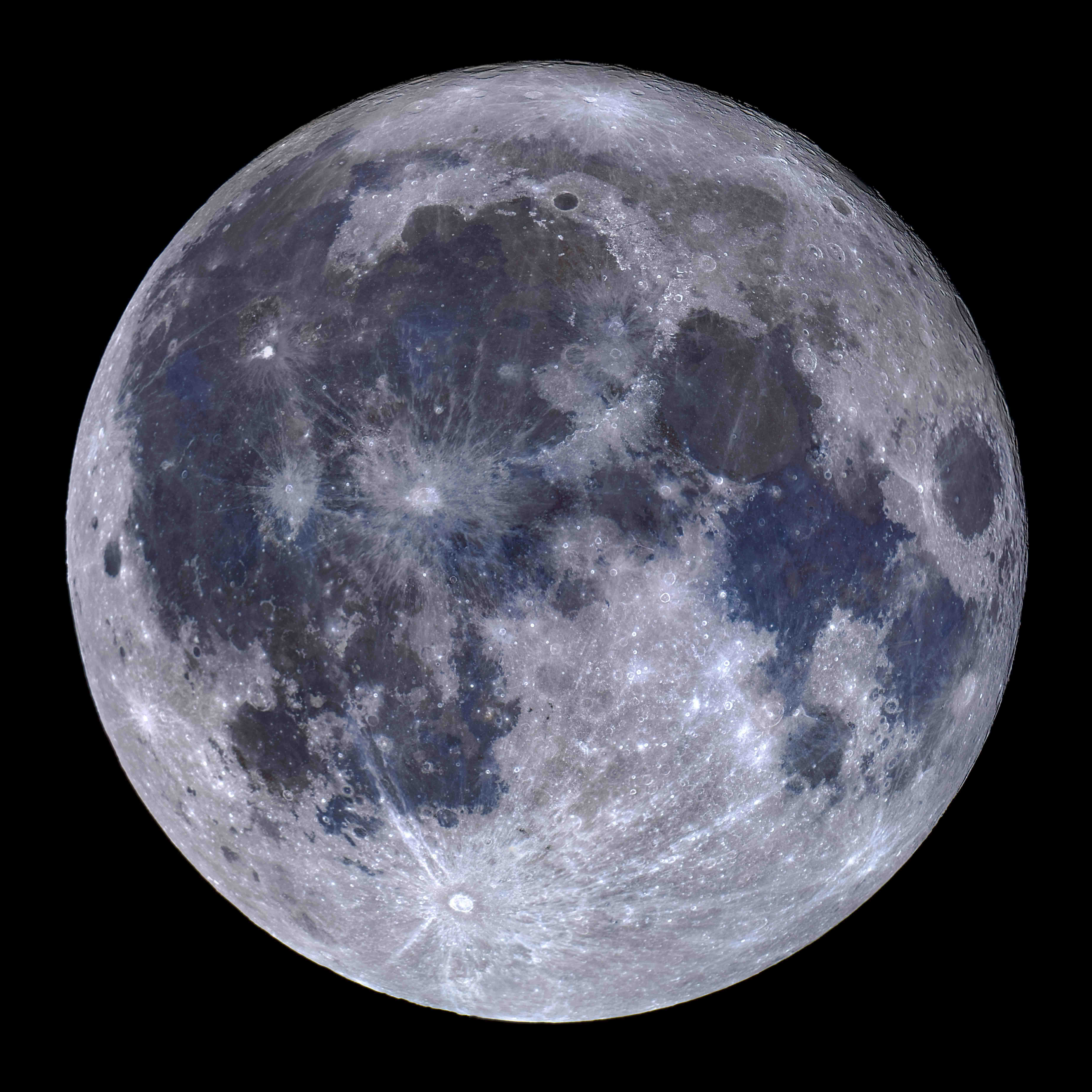 A Titanium Moon