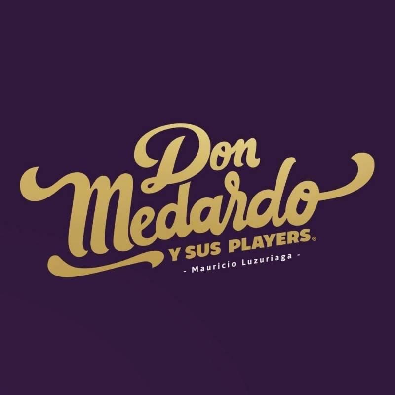 Don Medardo y sus Players. Mauricio Luzuriaga - Cortesía