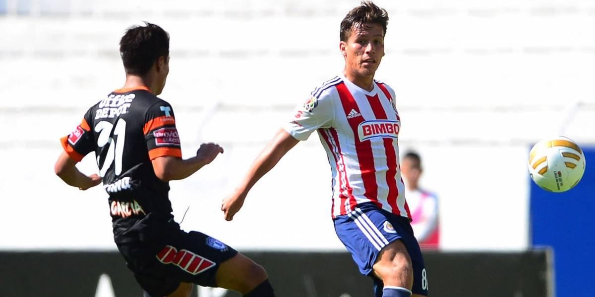 América anuncia el fichaje de Rubén González, canterano de Chivas — OFICIAL