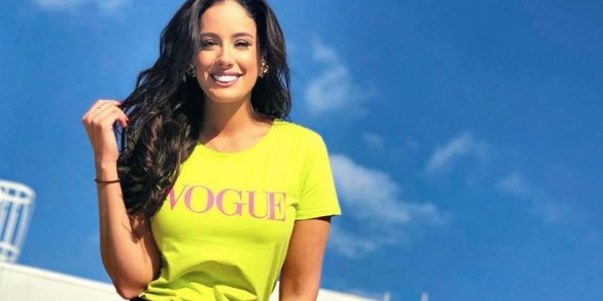 Aleyda Ortiz comparte feliz noticia con sus seguidores