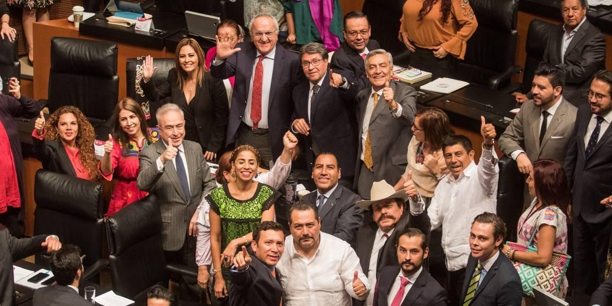Senado aprueba T-MEC; lo envía a AMLO para ratificación