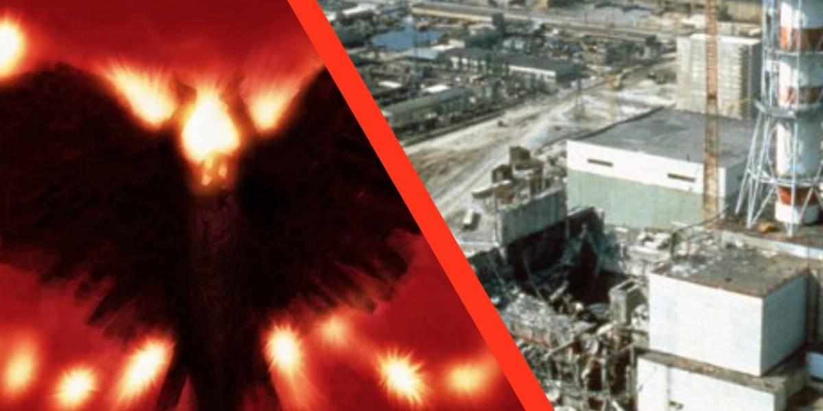 La curiosa relación entre la explosión de Chernobyl y el legendario Mothman