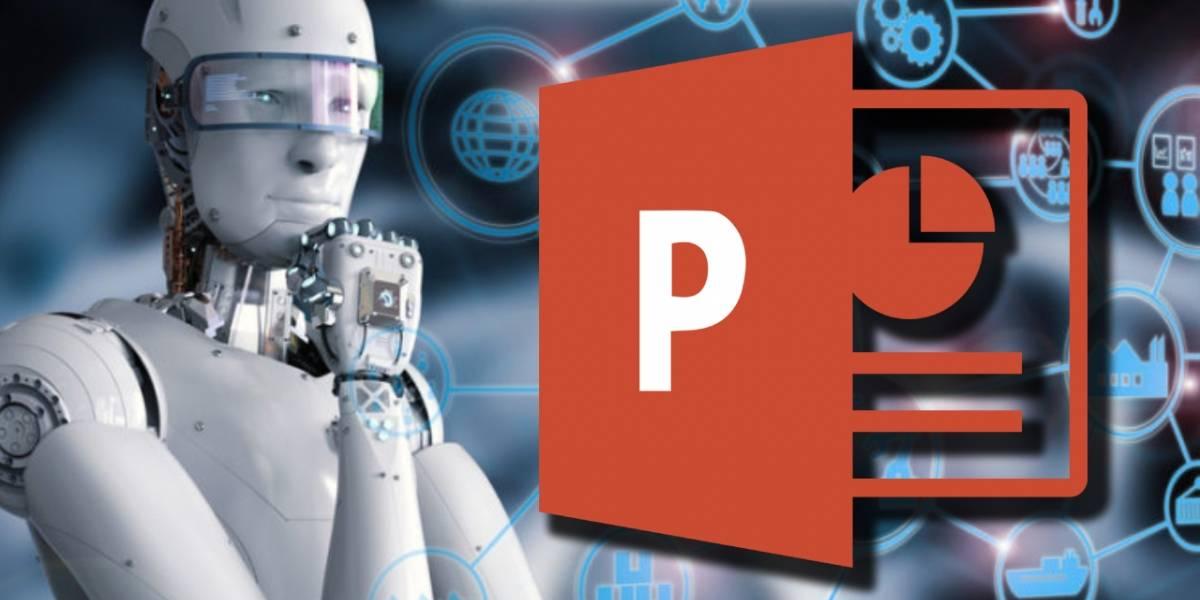 PowerPoint incluirá una Inteligencia Artificial que te ayudará a mejorar tus discursos