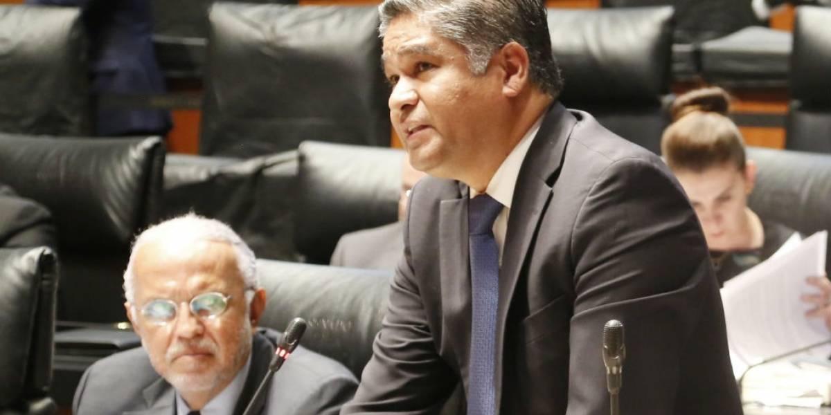 Fracaso estrepitoso, negociación de México con EU: Víctor Fuentes