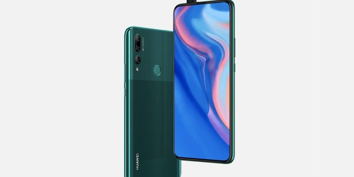 Ya está en Chile: Huawei lanza el Y9 Prime 2019, su primer celular con cámara retráctil