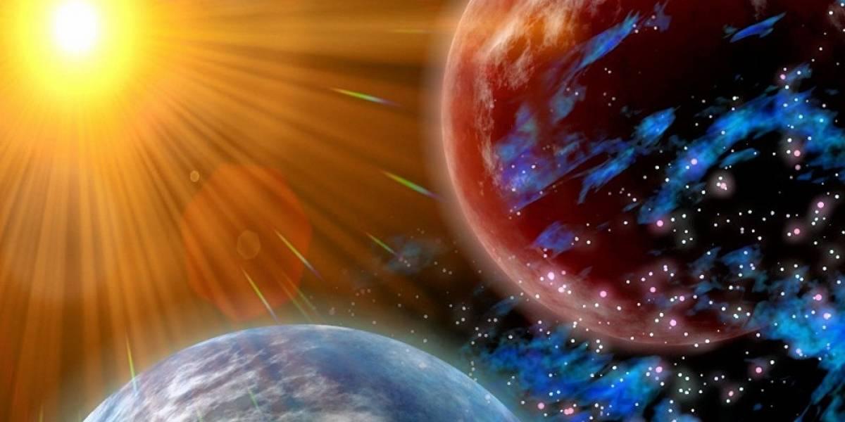 Esta é a vista de dois planetas habitáveis encontrados por astrônomos: 'água pode estar presente na forma líquida'