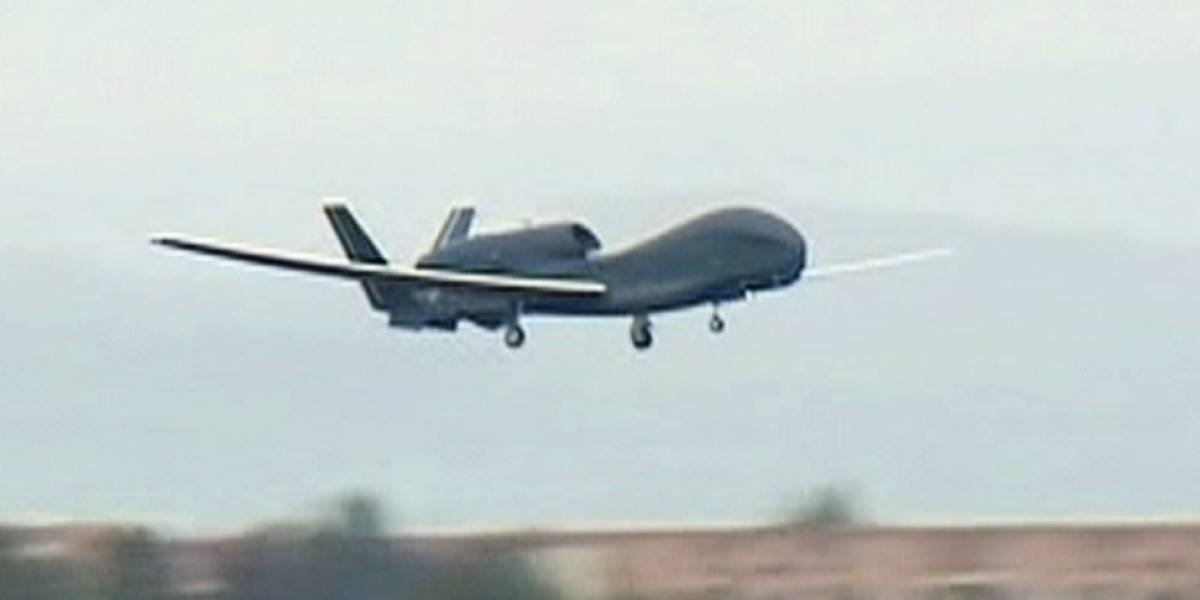 Irã derruba drone dos EUA e eleva tensão entre os países