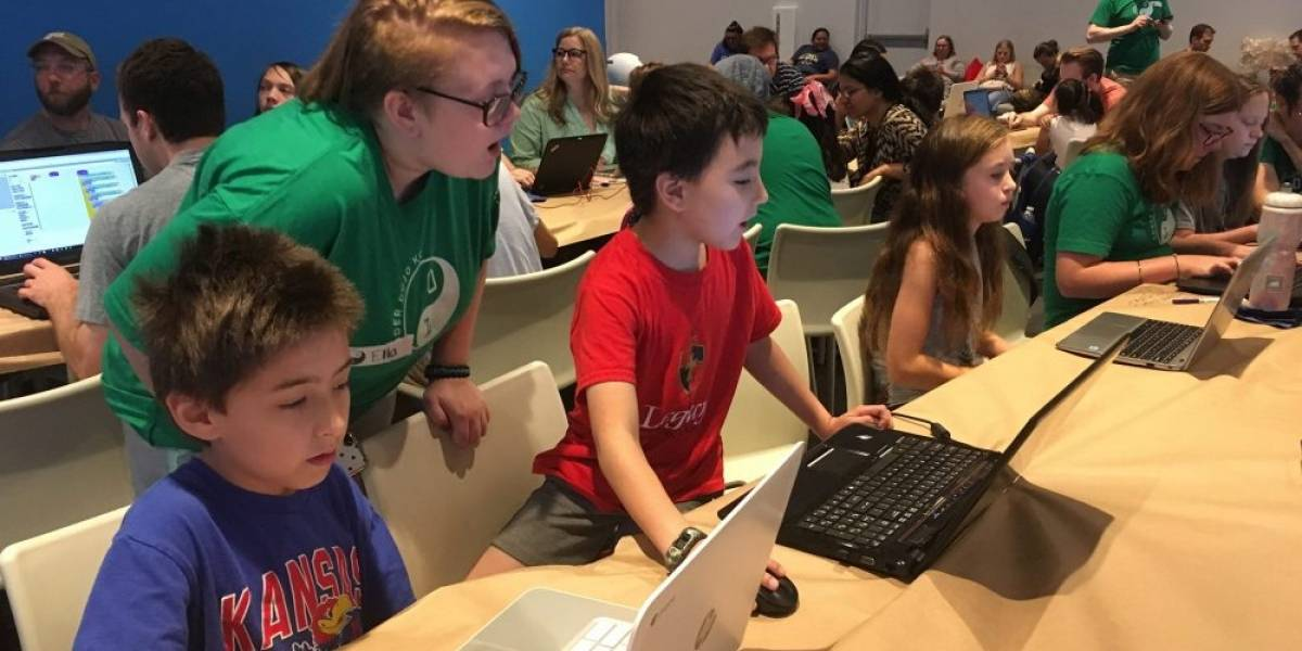 CoderDojo: niños y niñas entre 6 y 16 años podrán aprender como programar su propio sitio web
