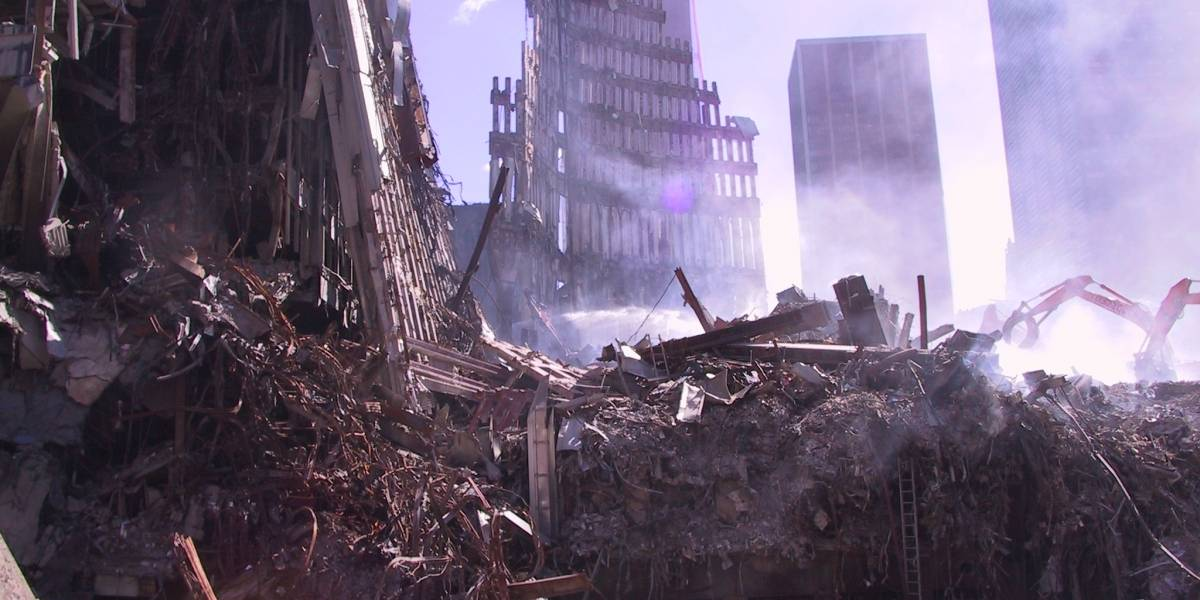 El inmenso e impresionante archivo de fotos inéditas del atentado al World Trade Center el 11-S