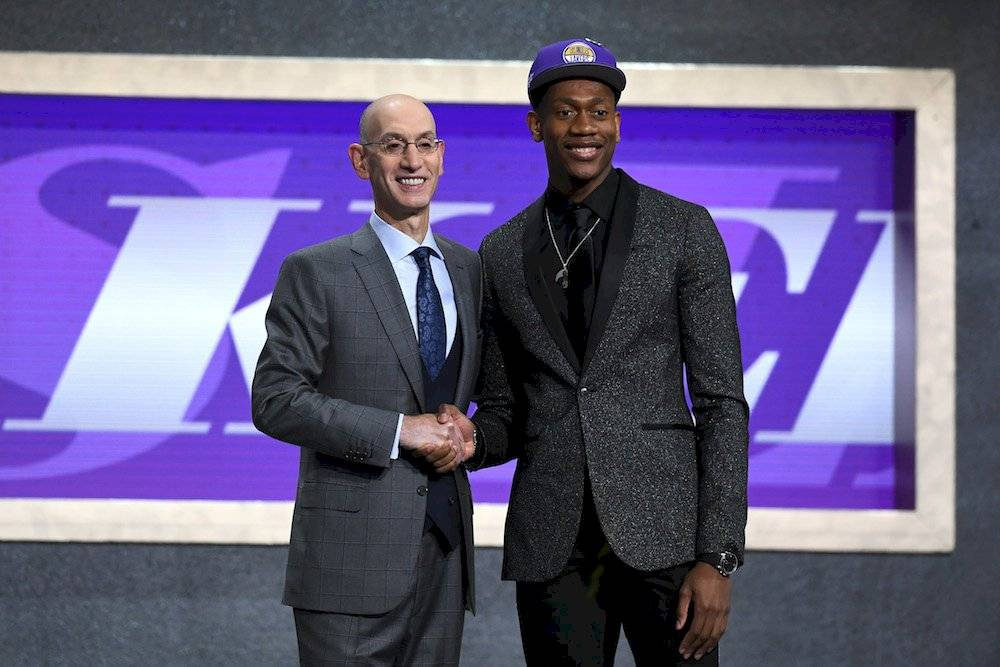 4.- De'Andre Hunter, Virginia Los Ángeles Lakers / Getty Images