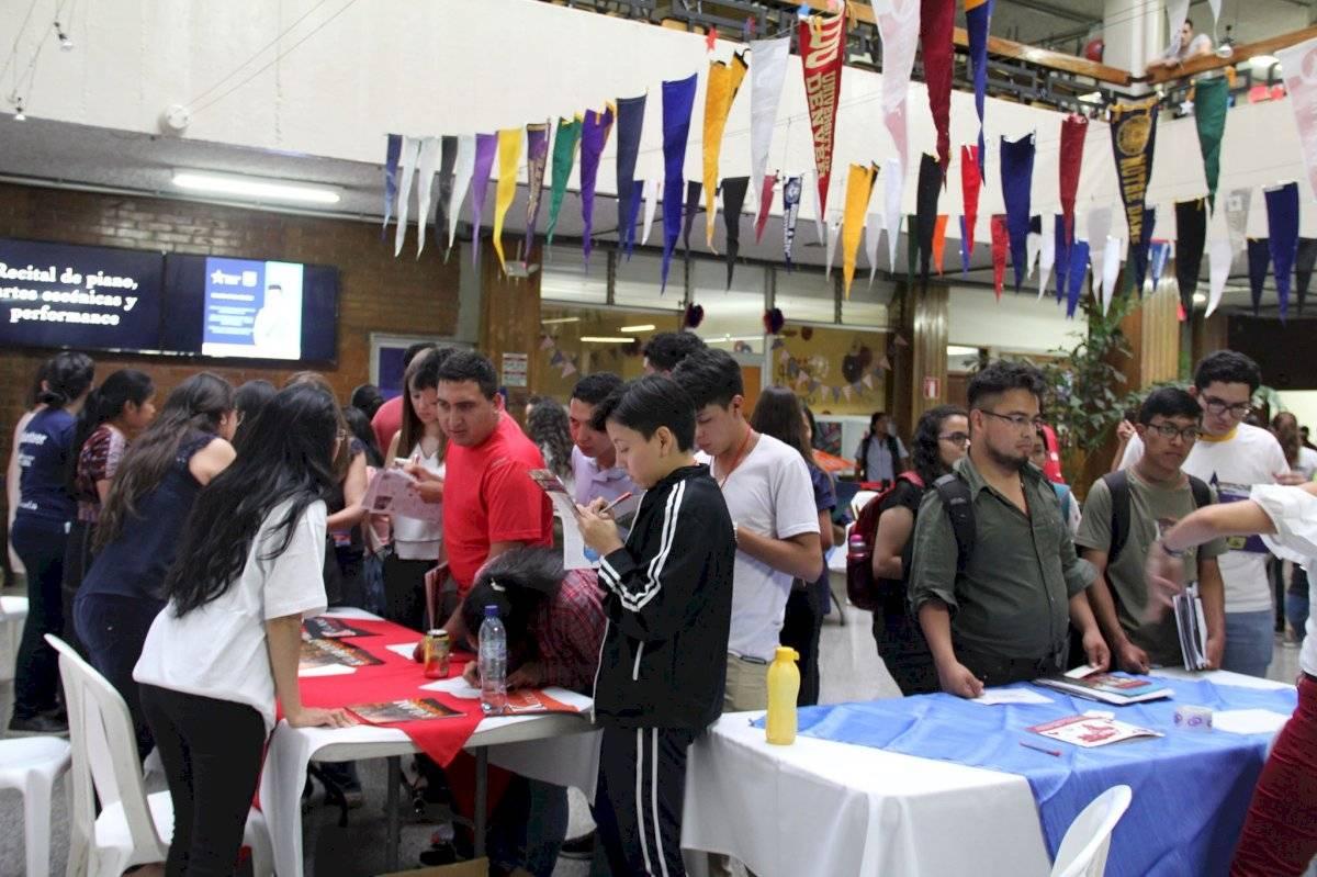 Alumni Fair - estudiar en Estados Unidos