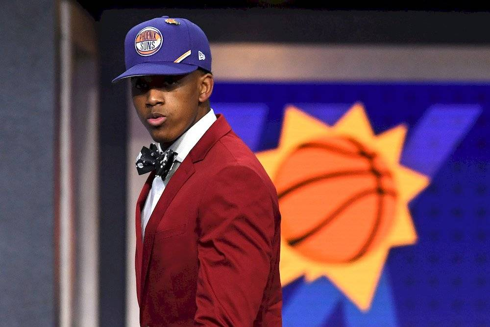 6.- Jarrett Culver, Texas Tech Phoenix Suns / Getty Images