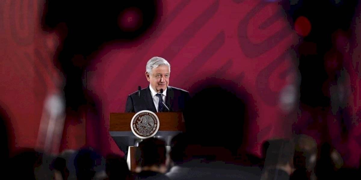 'Que me juzguen a mi', dice AMLO sobre enjuiciar a ex presidentes