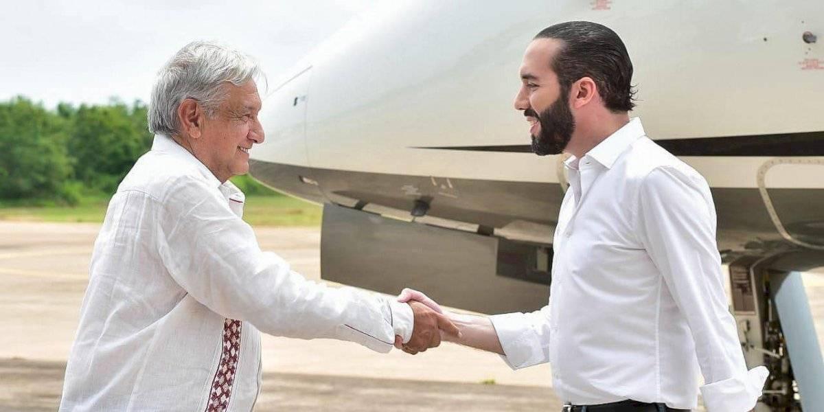 México transferirá 30 mdd a El Salvador para atemperar migración