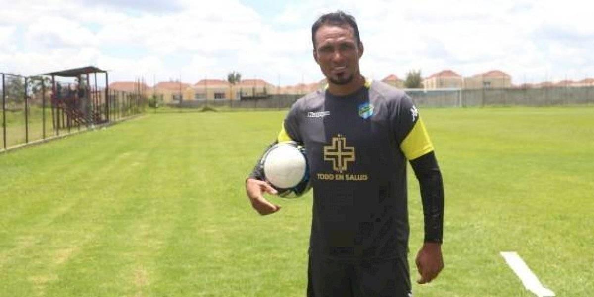 Ángel Rodríguez anhela y sueña con integrar la Selección Nacional de Guatemala