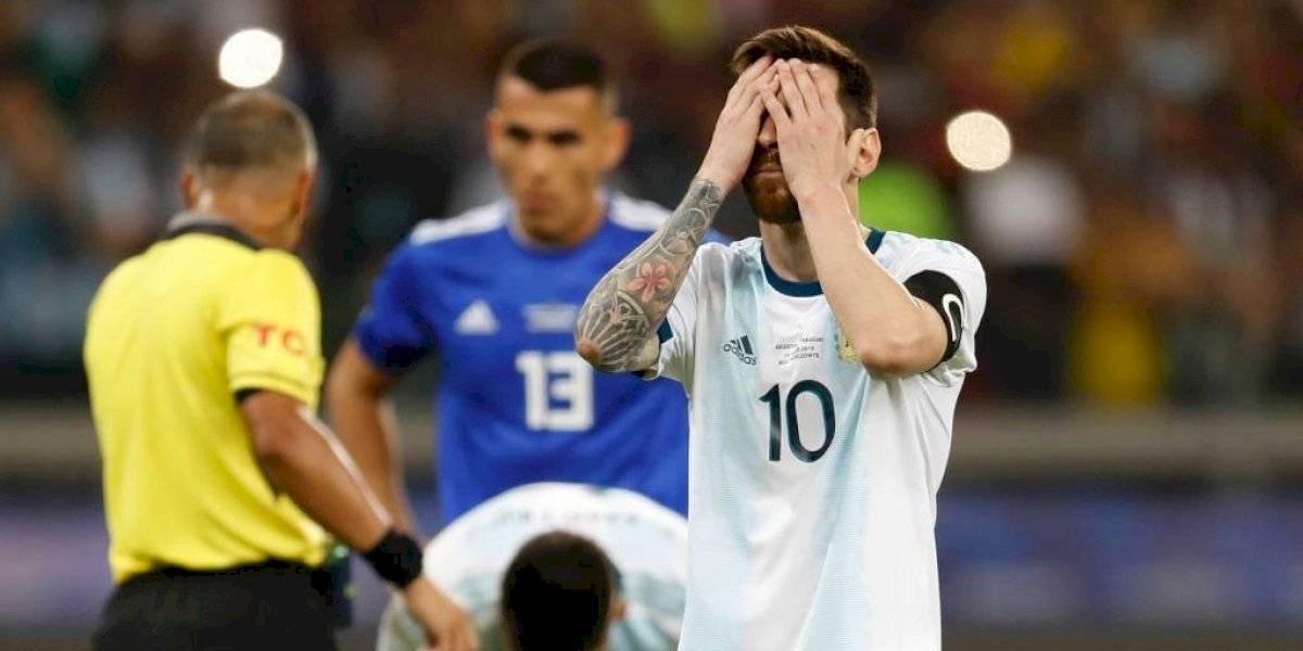 """""""Paremos de sufrir"""": La prensa argentina destrozó a la albiceleste tras quedar colgando de la Copa América"""